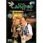 Dvd-banda Calypso-na Amazonia-encarte Interno-otimo Estado