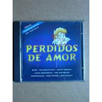 Cd Novela Perdidos De Amor Internacional
