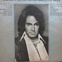 Lp - Neil Diamond - His 12 Greatest Hits - Vinil Raro