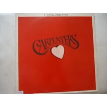 Disco Vinil Lp Carpenters A Song For You ##