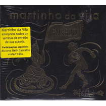 Martinho Da Vila - Cd Enredo - 2014 - Lacrado