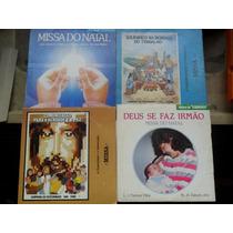 Coleção Compactos Católicos - O Domingo Missas Lp Vinil