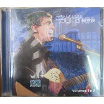 Cd De Musica Raimundo Fagner Ao Vivo Original Usado