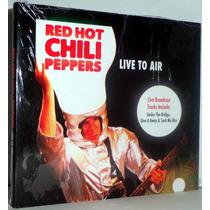 Cd Red Hot Chili Peppers - Live To Air - Novo Não Lacrado