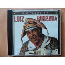 Luiz Gonzaga- Cd O Melhor De Luiz Gonzaga- 1989- Original!