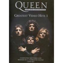 Dvd Queen - Greatest Video Hits 1 (duplo)
