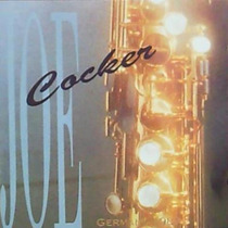 Cd Joe Cocker - Germany 1989 (red Line) Importado Da Itália