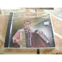Cd - Ze Bettio Raizes Sertanejas 20 Sucessos