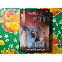 Dvd Desejo De Menina - Original - Frete Gratis