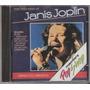 Cd Janis Joplin - The Very Best Of ( Nacional ) Sony