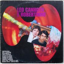 Lp Leo Canhoto E Robertinho (jack O Matador)