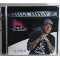 Rap Hip Hop Funk Pop Rock Cd Charlie Brown Jr Millennium