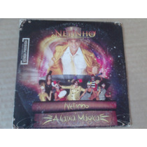 Dvd Promo Netinho A Caixa Mágica + Vercillo Saulo E D
