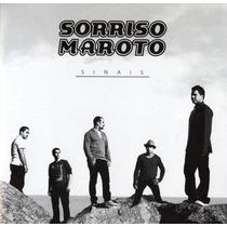 Cd Sorriso Maroto Sinais Novo Original Nfe