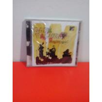 Café Tacvba (tacuba) - Mtv Unplugged - Cd Novo Lacrado