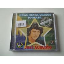 José Augusto - Cd Grandes Sucessos Do Brasil - Lacrado!!!