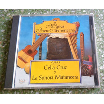 Cd Célia Cruz Y La Sonora Matancera - Cuba I.