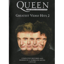 Dvd Queen - Greatest Video Hits 2 (duplo)