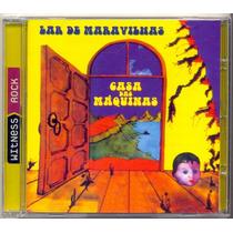 Cd Casa Das Máquinas - Lar De Maravilhas - 1975