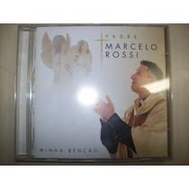 Cd - Padre Marcelo Rossi - Minha Benção - Nacional - Usado
