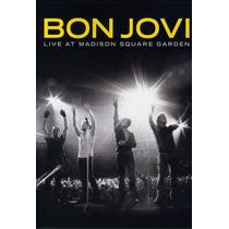 Dvd-bon Jovi:live At Madison Square Garden-otimo Estado
