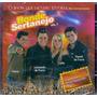 Cd Bonde Sertanejo - Vol. 3 - Novo***