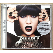 Cd Jessie J Who You Are Edição Platinum (2011) Lacrado Raro