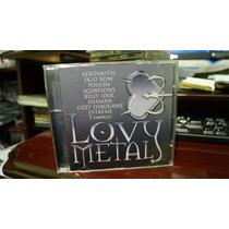 Cd Lovy Metal Som Livre