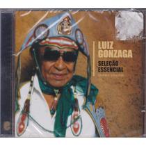 Luiz Gonzaga - Cd Essencial 17 Sucessos - Lacrado