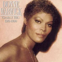 Cd / Dionne Warwick = Greatest Hits 1979-1990 (importado)
