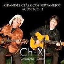 Cd Chitãozinho E Xororó - Grandes Clássicos Vol 2 (lacrado)