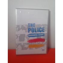 The Police - Synchronicity Concert - Dvd Novo Lacrado