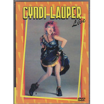 Cyndi Lauper - Dvd - Veja O Video.