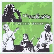 Cd - Maskavo - Ao Vivo Em Atlantida !!!