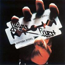 Judas Priest - British Steel - Cd Lacrado