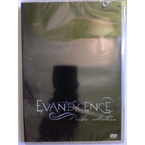 Dvd Evanescence Video Collection ( Original E Lacrado)