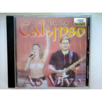 5 Cds Banda Calypso Originais R$ 12,00 Cada