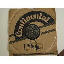 Disco Antigo Marlene E Cesar De Alencar. Rpm:78