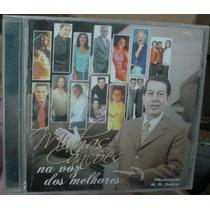 Cd R. R. Soares / Minhas Cançoes Na Voz / Frete Gratis