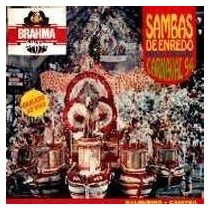 Cd Carnaval 94 - Sambas Enredo Do Rio De Janeiro