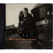 Cd Willie Nelson - Just One Love /