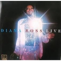 Cd - Diana Ross Live - Digital Collection !!!