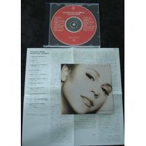 Mariah Carey - Cd - Music Box - Edição Japonesa !!!