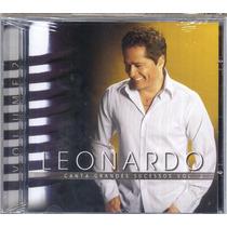 Cd Leonardo 2005 - Novo E Lacrado De Fabrioca
