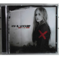 Rock Pop Dance Funk Cd Avril Lavigne Under My Skin Lacrado