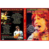 Rolling Stones - Live In Europe 1970