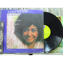 Nancy Wilson For Once In My Life Lp 2 Albuns Importado Stér