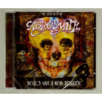 Aerosmith Cd The Very Best Of Devil´s Got A New Disguise