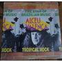 Lp Alceu Valença - Tropical Rock - Com Encarte - 1989