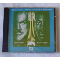 Cd Original Sol Nascente Trilha Sonora